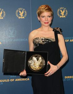 Michelle Williams Photos: 64th Annual Directors Guild Of America Awards - Press Room