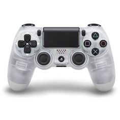 Sony Dualshock 4 Crystal Wireless Controller PlayStation 4 From JP for sale online Xbox 360, Control Playstation, Control Ps4, Nintendo Ds, Nintendo Switch, Wii U, Headset, Playstation 4 Accessories, Gaming Accessories