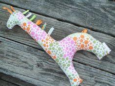 another giraffe