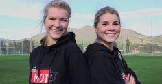 """1,543 Likes, 8 Comments - Andrine Stolsmo Hegerberg (@andrinestolsmo) on Instagram: """"Stor stas å få være en del av @mot_norge 's ambassadørlag - og det på 20-års jubileet da, gitt 🎊👯…"""""""