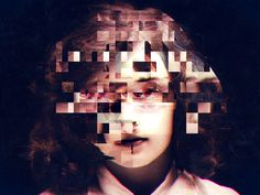Lost fragments- Failed memories by david szauder, via Behance