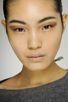 Jil Sander Autumn/Winter 2013 Beauty Trend