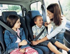 If you think driving with children is the easiest thing to do, you are mistaken. You have to keep your eyes and ears open when they are with you in the car and take a number of precautions before starting out in their company. Our topic of discussion on the traffic laws this week is 'Driving with Children'!