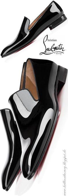 Brilliant Luxury ♦ Christian Louboutin Dandelion Flat