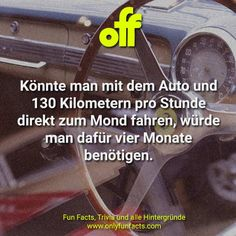 25 unglaubliche Fakten über den Mond - Only Fun Facts Prinz Von Bel Air, Space Facts, Science Facts, Beauty And The Beast, Earth's Rotation, Moon Landing, Some Amazing Facts, Unbelievable Facts