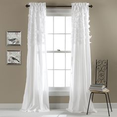 Lush Decor Avery Curtain Panel Pair - Overstock™ Shopping - Great Deals on Lush Decor Curtains