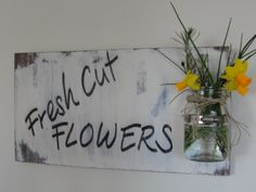 How To Do A Pencil Transfer On A Painted Wood Sign!
