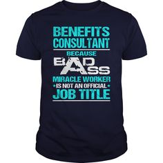 Awesome Tee For Benefits Consultant T-Shirts, Hoodies. ADD TO CART ==► https://www.sunfrog.com/LifeStyle/Awesome-Tee-For-Benefits-Consultant-106815499-Navy-Blue-Guys.html?id=41382