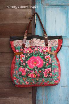 Reserved ELIZAB Luxury Lanna Hmong Ethnic by LuxuryLannaCrafts, $229.00