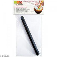 Rotulador alimentario Negro - Fotografía n°1