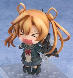 Statue Anime Figure Girl PVC Kancolle Kantai Collection Iowa Light Armor Ver