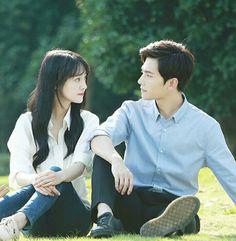 Korean Actresses, Asian Actors, Korean Actors, O Drama, Drama Fever, Korean Couple, Best Couple, Boy And Girl Wallpaper, Yang Yang Zheng Shuang