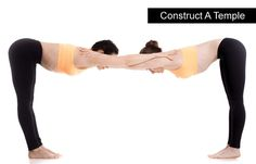 7 Partner Yoga Asanas You Should Try