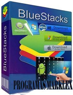 BlueStacks HD App Player Pro 2.5.4.8001 Offline Rooted + Mod | PROGRAMAS MARKLEX