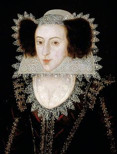 Lady Francis Fairfax by (or in the style of) Marcus Gheeraerts the Younger, 1605-15, York Museums Trust