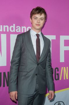 """Dane Dehaan at the """"Life After Beth"""" Premiere. Styled by Erin Walsh. Grooming by Georgie Eisdell."""
