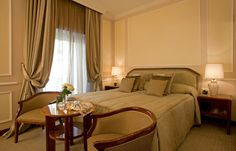 Photo Gallery - Regina Hotel Baglioni Rome, 5* luxury hotel - Rooms