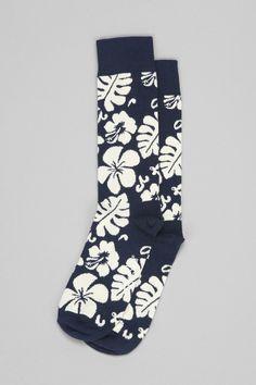 Happy Socks Hawaii Sock