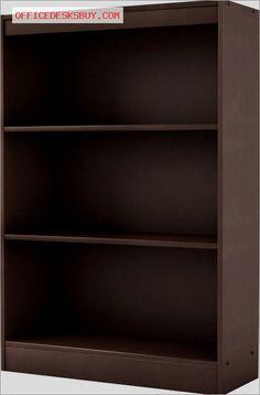 South Shore Axess 3 Shelf Bookcase in Chocolate - http://officedesksbuy.com/south-shore-axess-3-shelf-bookcase-in-chocolate.html
