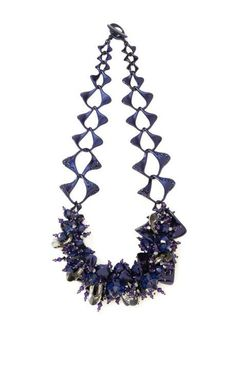 Chain Neck Piece by Heaven Tanudiredja for Preorder on Moda Operandi
