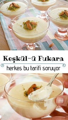 Turkish Recipes, Italian Recipes, Vegan Recipes, Delicious Desserts, Dessert Recipes, Turkish Sweets, Pastry And Bakery, Sweet Sauce, Food Platters