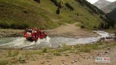 Rivers, Rails & Trails | Mild to Wild Rafting & Jeep Trail Tours | Durango, Colorado.