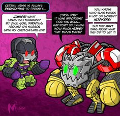 Lil Formers - Devastated by MattMoylan on DeviantArt