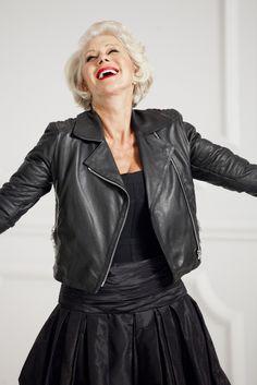 Helen Mirren L'Oreal campaign - Good Housekeeping
