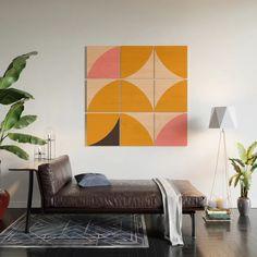 Geometrica 17 Wood Wall Art