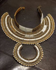 Africa Necklace gift ideas 2019 African Jewelry necklace, Handmade Maasai necklace, Bead necklace, African necklace, gold Necklace
