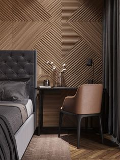 Wall Texture Design for Living Room. Wall Texture Design for Living Room. 99 Inspiring Modern Wall Texture Design for Home Interior Home Bedroom, Modern Bedroom, Contemporary Bedroom, Bedroom Decor, Bedroom Ideas, Bedroom Lighting, Modern Wall, Bedroom Designs, Modern Hotel Room