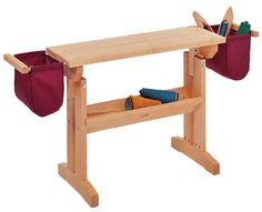Schacht Loom Bench, maple, Weaving Equipment - Halcyon Yarn, Quality and Value for Fiber Artists