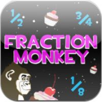 Fraction Monkey | Educational Apps