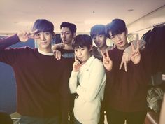 KNK - Heejun never looks at the camera!