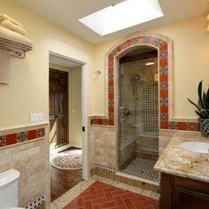 spanish style bathrooms on pinterest spanish bathroom