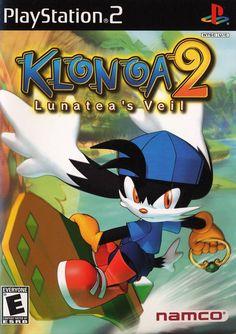 Klonoa 2 Sony Playstation 2 Game
