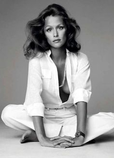 GOLDEN DREAMLAND: Style Icon: Lauren Hutton