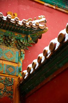 故宫雪景 - 风光, 北京, 雪景, 故宫 - bentoer - 图虫摄影网 Beijing, China mood