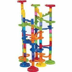 Amazon.com: Imaginarium Deluxe Marble Race: Toys & Games  - Several people have recommended this as a great toy