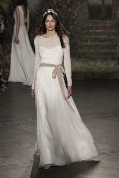vestidos de novia bridal week nueva york 2016