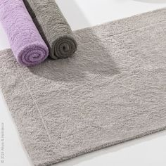 Double Bath Mat By Abyss Habidecor Was Created To Compliment The Super Pile Towels