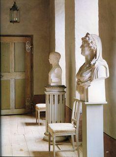 Robert Hadley : The World of Interiors, February 2007. Photo - Fritz von der Schulenburg