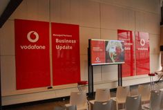 Vodafone by workshop events