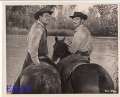 Joel McCrea Zachary Scott VINTAGE Photo South Of St. Louis | Collectibles, Photographic Images, Contemporary (1940-Now) | eBay!