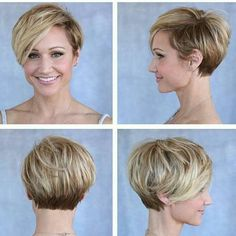 60 Awesome Pixie Haircut For Thick Hair 67