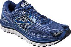 17bdde98b86 Brooks Glycerin 12 Running Shoe - Soda Lite Blue Methyl Blue - FREE Shipping    Exchanges