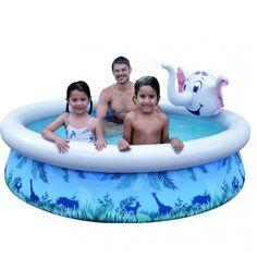 Piscina copii elefant JILONG Outdoor Decor, Sport, Products, Deporte, Sports, Gadget