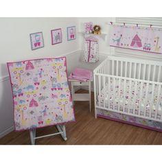 "Sumersault Circus Circus 4 Piece Crib Set - Sumersault Ltd - Babies ""R"" Us"