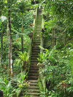Paronella Park, Queensland, Australia,