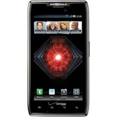 Just bought this!!! Ahhh my first smartphone haha. So exciting. DROID RAZR MAXX 4G, Black, 32GB